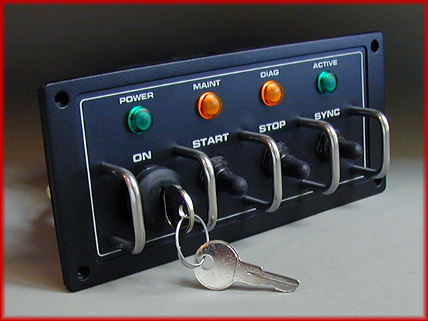 Remote Station Switch Panels